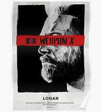Like Father Like Daughter - Weapon X Poster