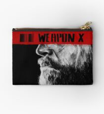 Like Father Like Daughter - Weapon X Studio Pouch