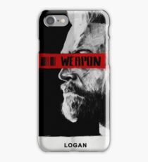 Like Father Like Daughter - Weapon X iPhone Case/Skin