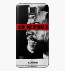 Like Father Like Daughter - Weapon X Case/Skin for Samsung Galaxy