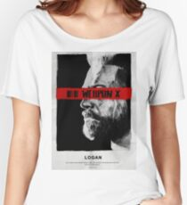 Like Father Like Daughter - Weapon X Women's Relaxed Fit T-Shirt