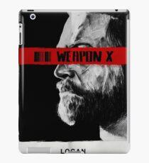 Like Father Like Daughter - Weapon X iPad Case/Skin