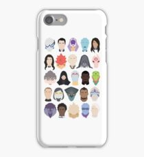 Choose Your Entire Party iPhone Case/Skin