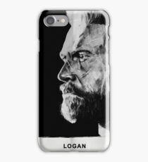 Like Father Like Daughter - Weapon X (no red bar) iPhone Case/Skin