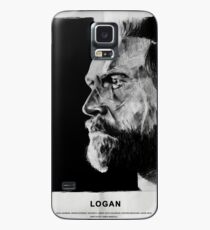 Like Father Like Daughter - Weapon X (no red bar) Case/Skin for Samsung Galaxy