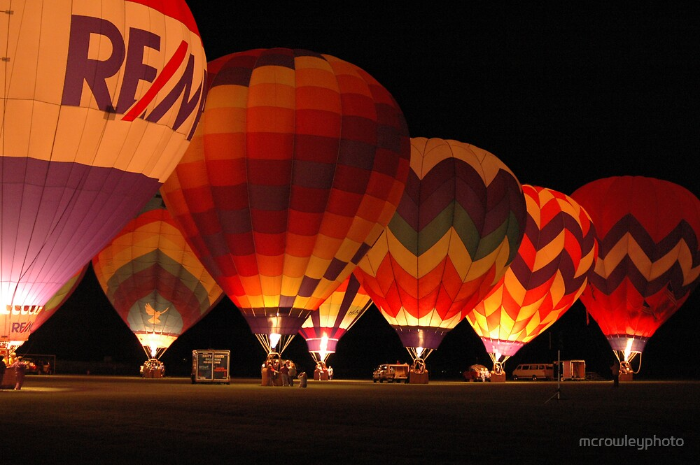 Full of Hot Air by mcrowleyphoto