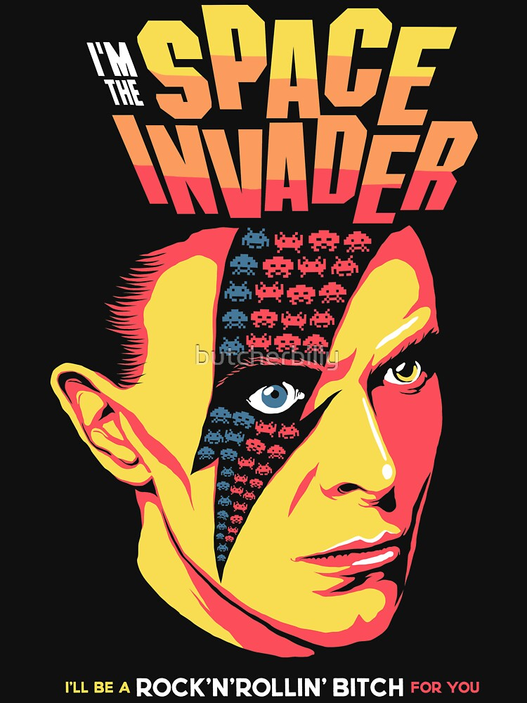 The Invader by butcherbilly