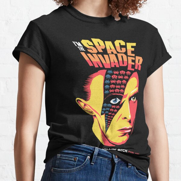 The Invader Classic T-Shirt