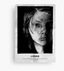 Like Father Like Daughter - X-23 (no red bar) Canvas Print