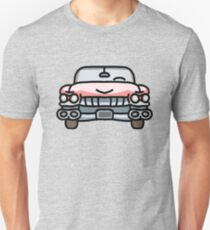 1950's Pink Cadillac Unisex T-Shirt