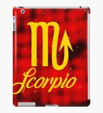 Skorpion iPad-Hülle & Klebefolie