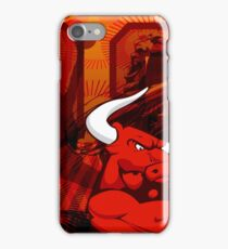 Jordan Bulls iPhone Case/Skin