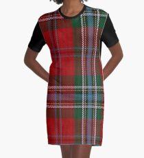 MacLean of Duart #2 Clan/Family Tartan  Graphic T-Shirt Dress