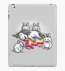 Dark One Bunnies iPad Case/Skin