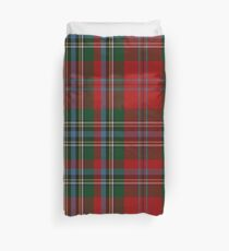 MacLean of Duart #3 Clan/Family Tartan  Duvet Cover