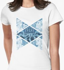 The Adventure Zone - Bureau of Ballance  Womens Fitted T-Shirt