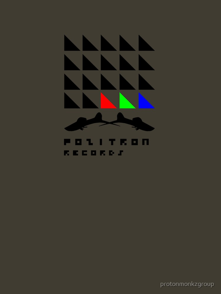 pozitron records design 03_limited edition by protonmonkzgroup