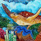 Turtle Travels by Rachel Ireland Meyers