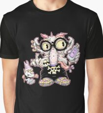 Mopey Phony Graphic T-Shirt