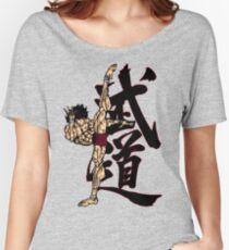 Grappler Baki  Women's Relaxed Fit T-Shirt