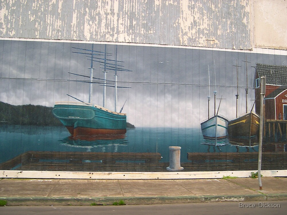 bayside paintjob by Bruce  Dickson