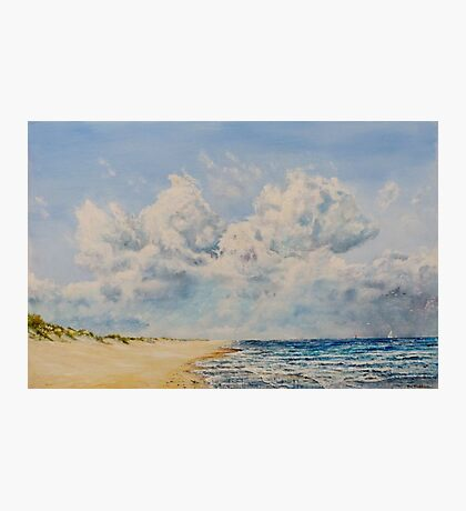 Studland to Sandbanks Photographic Print