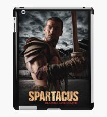 SPARTACUS BLOOD AND SAND iPad-Hülle & Skin