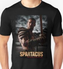 SPARTACUS BLOOD AND SAND Unisex T-Shirt