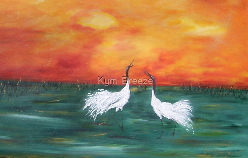Summer Love Song by Kym  Breeze