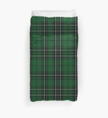 MacLean of Duart Hunting Clan/Family Tartan  Duvet Cover