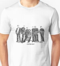 Counting Crows Unisex T-Shirt