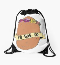 PoBAEto Drawstring Bag