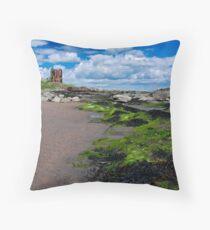 Seaweed Throw Pillow