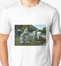 Manatee Mailbox  Unisex T-Shirt