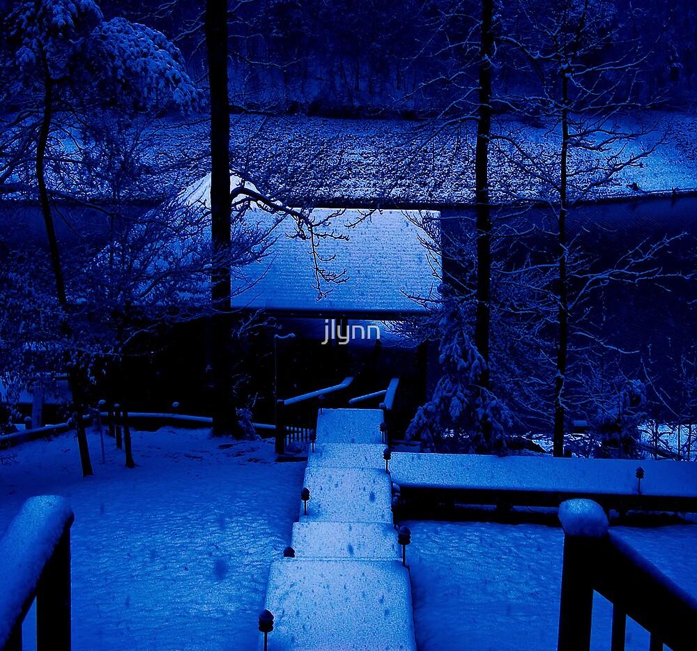 Winter Night by jlynn