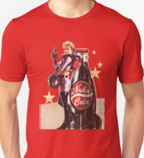 Nuka-Cola pin-up 2  Unisex T-Shirt