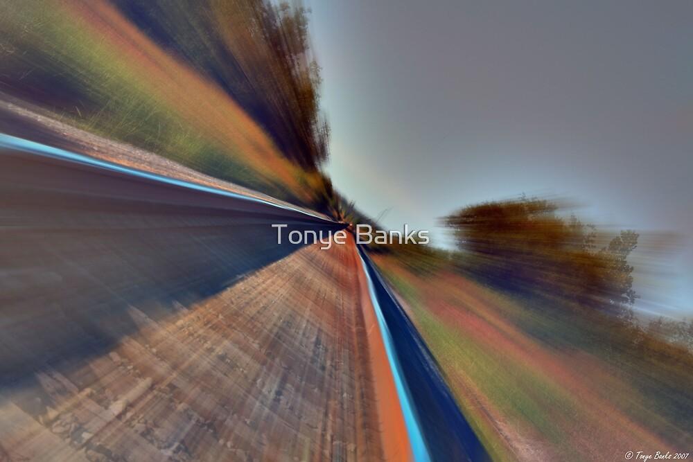 Speed by Tonye Banks