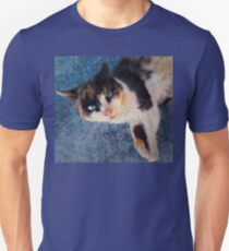 Playful kitten Unisex T-Shirt