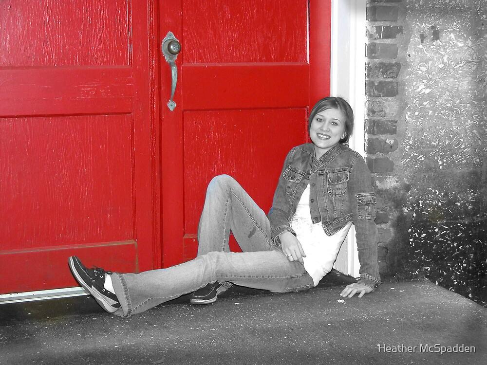 RED DOOR by Heather McSpadden