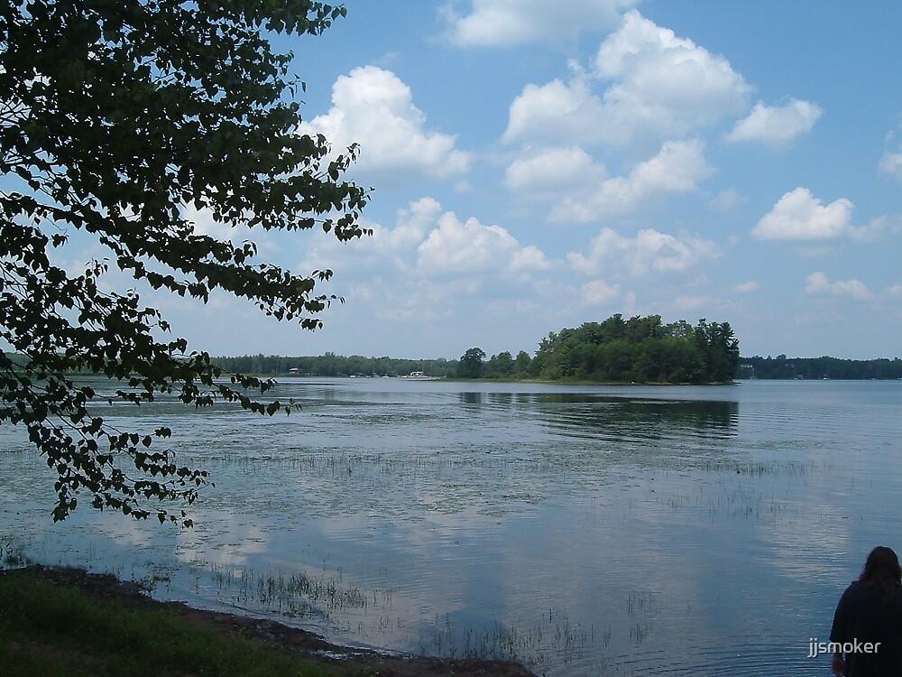 island lake by jjsmoker