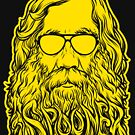Lysander Spooner Too Cool by LibertyManiacs
