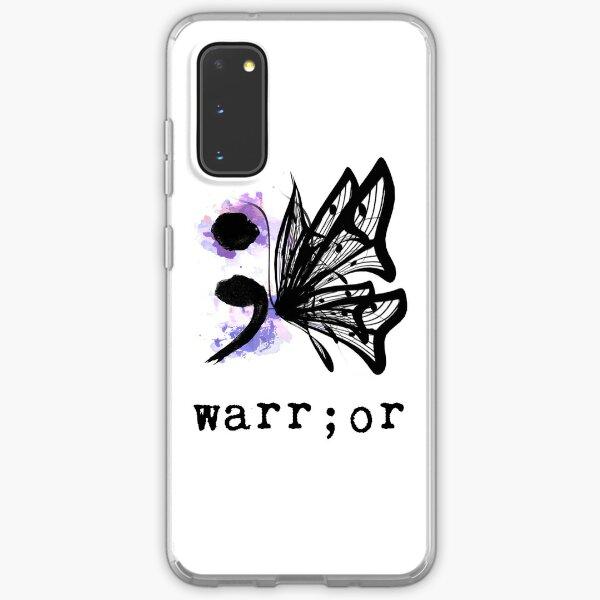 Semicolon Butterfly  Samsung Galaxy Soft Case