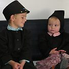 Brother and Sister - growing up traditional by Ursula Tillmann