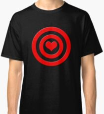 Aim For The Heart Classic T-Shirt