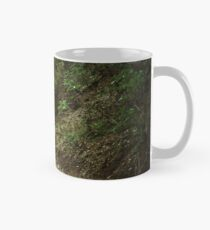 Railway in the forest Classic Mug
