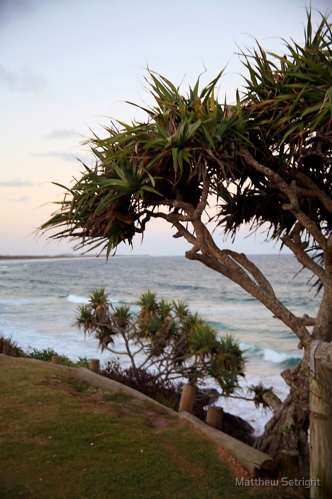 Cabarita Beach by Matthew Setright