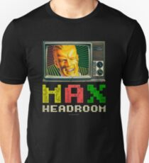 Max Headroom - Retro TV T-Shirt