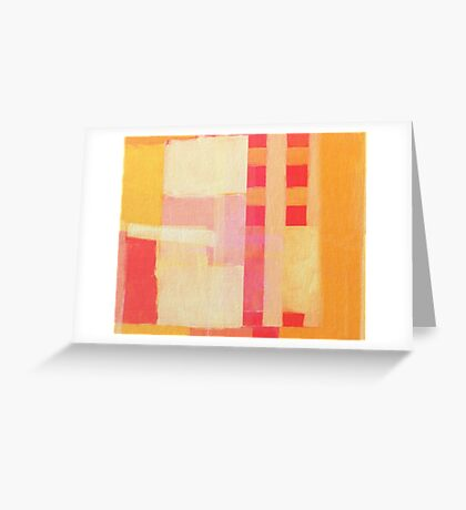 Urban Intersections 2 Greeting Card