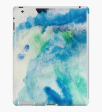 Unique Watercolour original design iPad Case/Skin