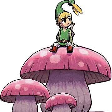 The Legend of Zelda: The Minish Cap by navigata